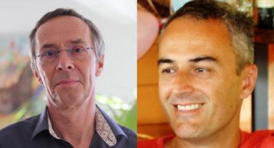 Michel Lejeune et Jérôme Batailler